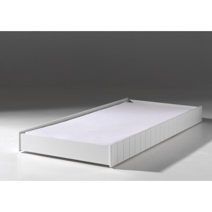 Full Size of Jugendbett 90x200 Bett Weiß Mit Schubladen Lattenrost Und Matratze Weißes Kiefer Bettkasten Betten Wohnzimmer Jugendbett 90x200