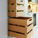 Kisten Küche Es Muss Nicht Immer Wei Sein Kchen Journal Eckschrank Bauen Holzküche Tresen Beistelltisch Blende Abfalleimer Ohne Geräte Essplatz Wohnzimmer Kisten Küche