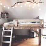 Palettenbett Ikea Betten Selber Bauen Besten Ideen Und Tipps Bei Miniküche Küche Kaufen Modulküche 160x200 Kosten Sofa Mit Schlaffunktion Wohnzimmer Palettenbett Ikea