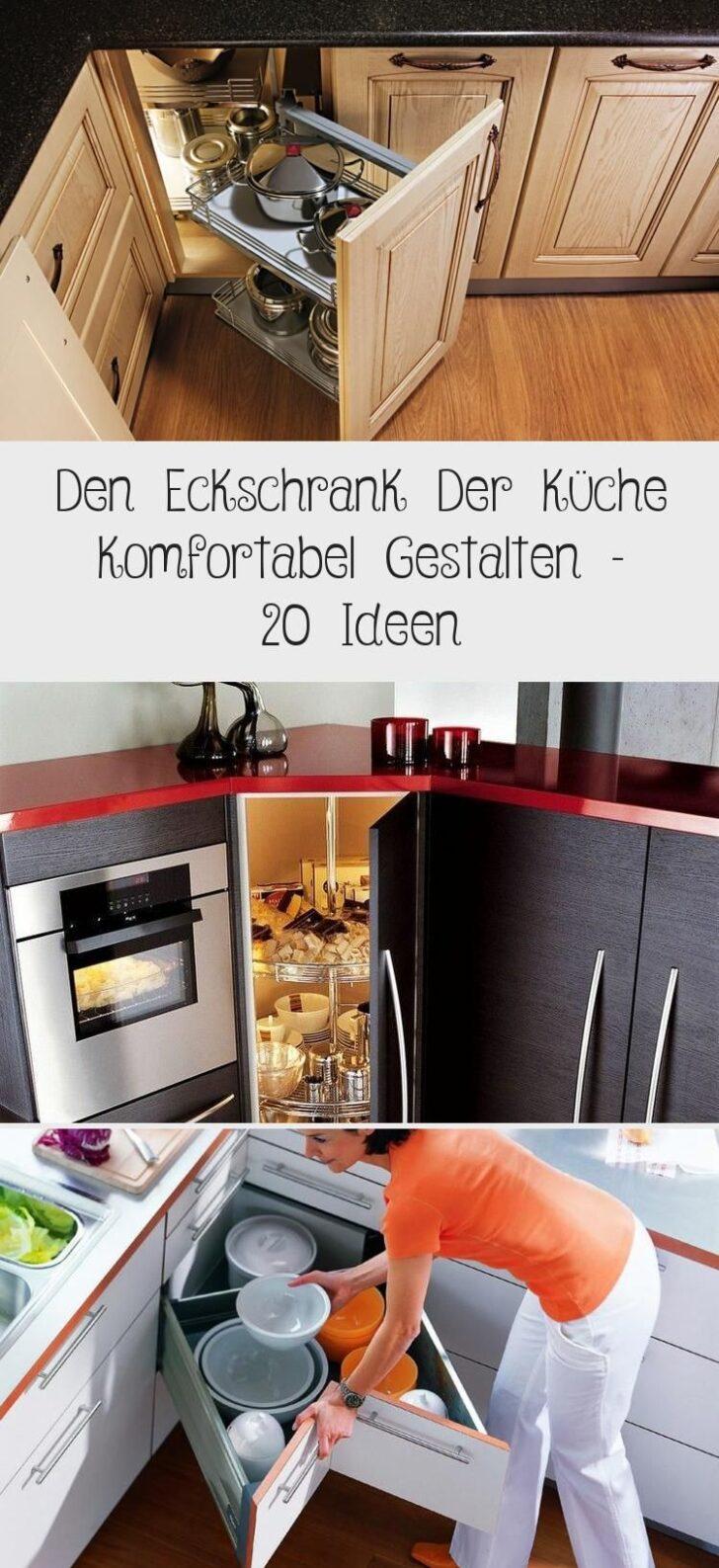Medium Size of Küchen Eckschrank Rondell Den Der Kche Komfortabel Gestalten 20 Ideen Bad Küche Regal Schlafzimmer Wohnzimmer Küchen Eckschrank Rondell