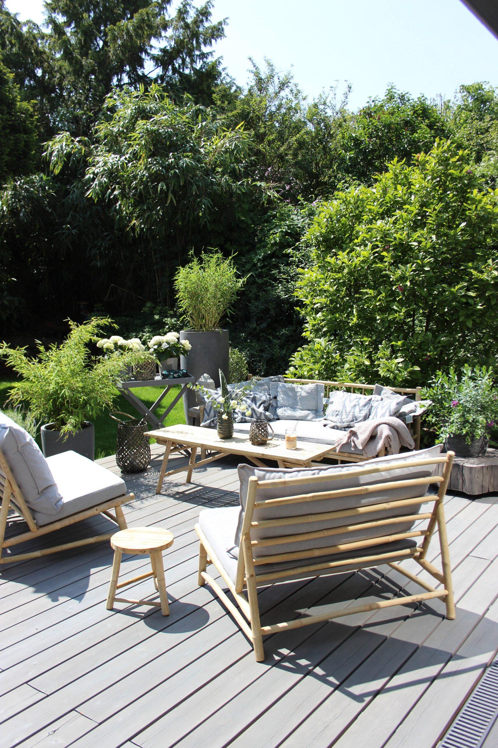 Full Size of Terrassengestaltung Ideen Fr Deinen Outdoor Bereich Garten Paravent Bauhaus Fenster Wohnzimmer Paravent Balkon Bauhaus