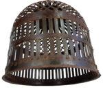Industrial Deckenleuchte Look Metall Design Deckenleuchten Style Vintage Schwarz Grau Elements Industrial Look Retro Hngelampe Deckenlampe Pendelleuchte Rund Wohnzimmer Industrial Deckenleuchte