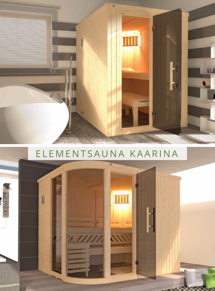 Medium Size of Weka Elementsauna Kaarina In 2020 Sauna Sofa Verkaufen Fenster Günstig Kaufen Bett Hamburg Schüco Dusche Küche Billig Amerikanische Regal Esstisch Aus Wohnzimmer Gartensauna Kaufen
