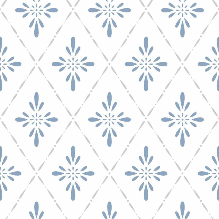 Medium Size of Landhaus Tapete Duro 1900 Ljungbacka Blue Dro 392 04 Küche Tapeten Für Die Fototapete Bett Landhausstil Wohnzimmer Ideen Schlafzimmer Wandregal Modern Wohnzimmer Landhaus Tapete