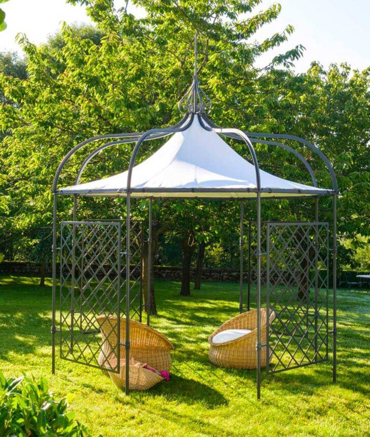 Medium Size of Plane Wasserdicht Fr Pavillon Solaire Achteckig Unopi Garten Wohnzimmer Pavillon Eisen