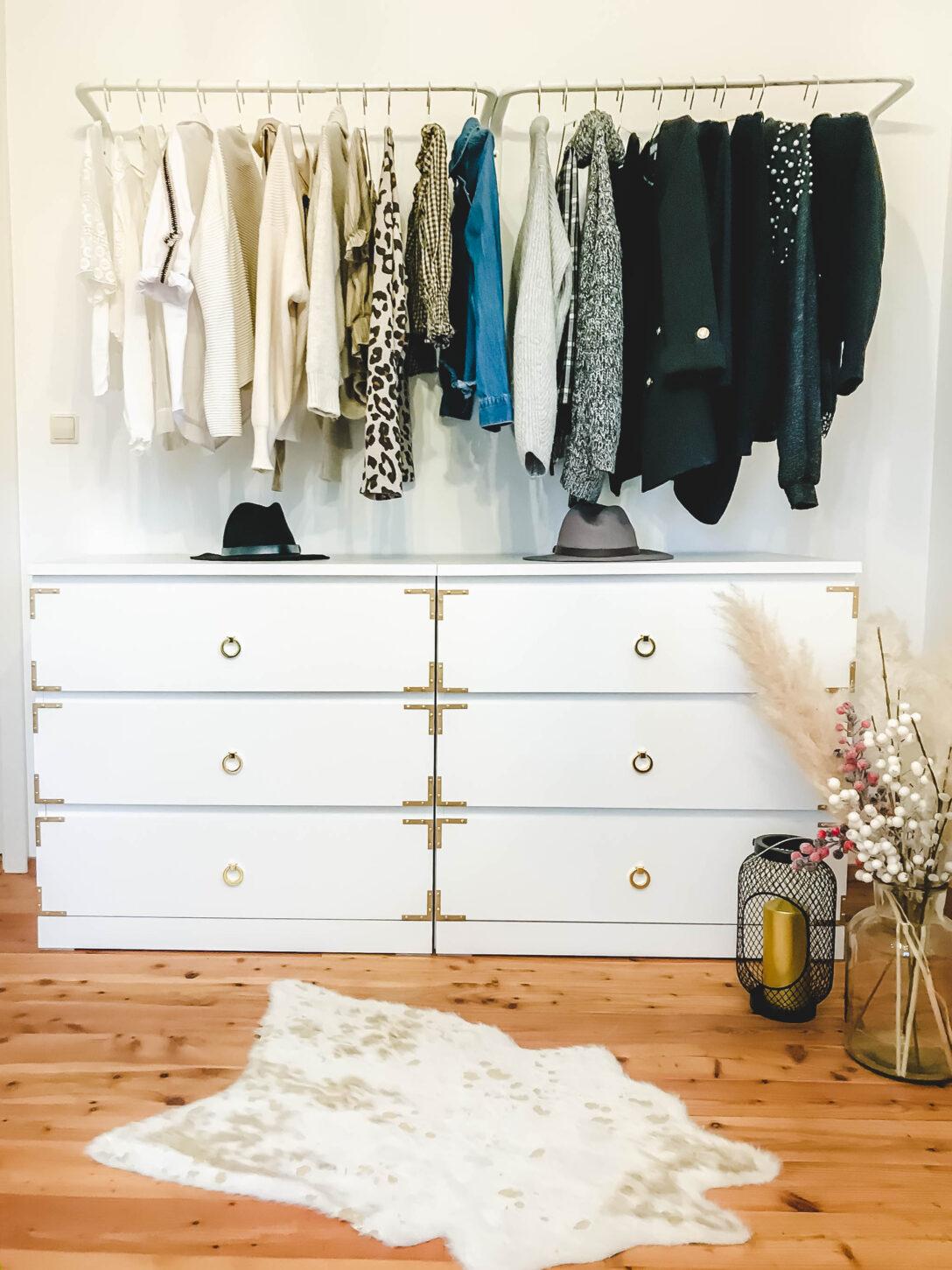 Large Size of Ikea Hack Aus Malm Kommoden Einen Offenen Kleiderschrank Küche Kosten Kaufen Betten Bei 160x200 Sofa Mit Schlaffunktion Miniküche Modulküche Möbelgriffe Wohnzimmer Möbelgriffe Ikea
