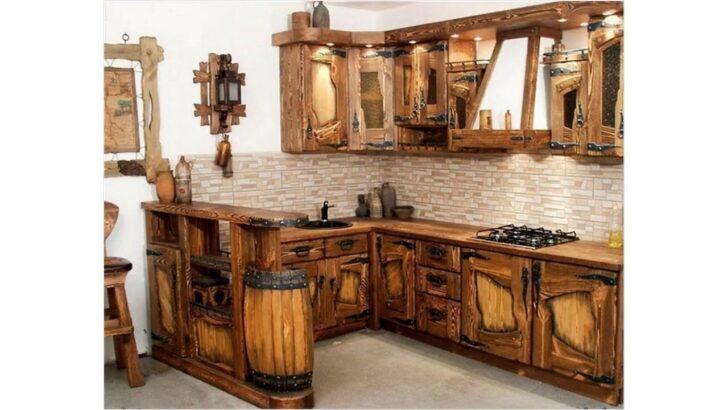 Medium Size of Küchen Rustikal Rustikale Kchen Design Ideen Youtube Rustikaler Esstisch Regal Küche Holz Rustikales Bett Wohnzimmer Küchen Rustikal