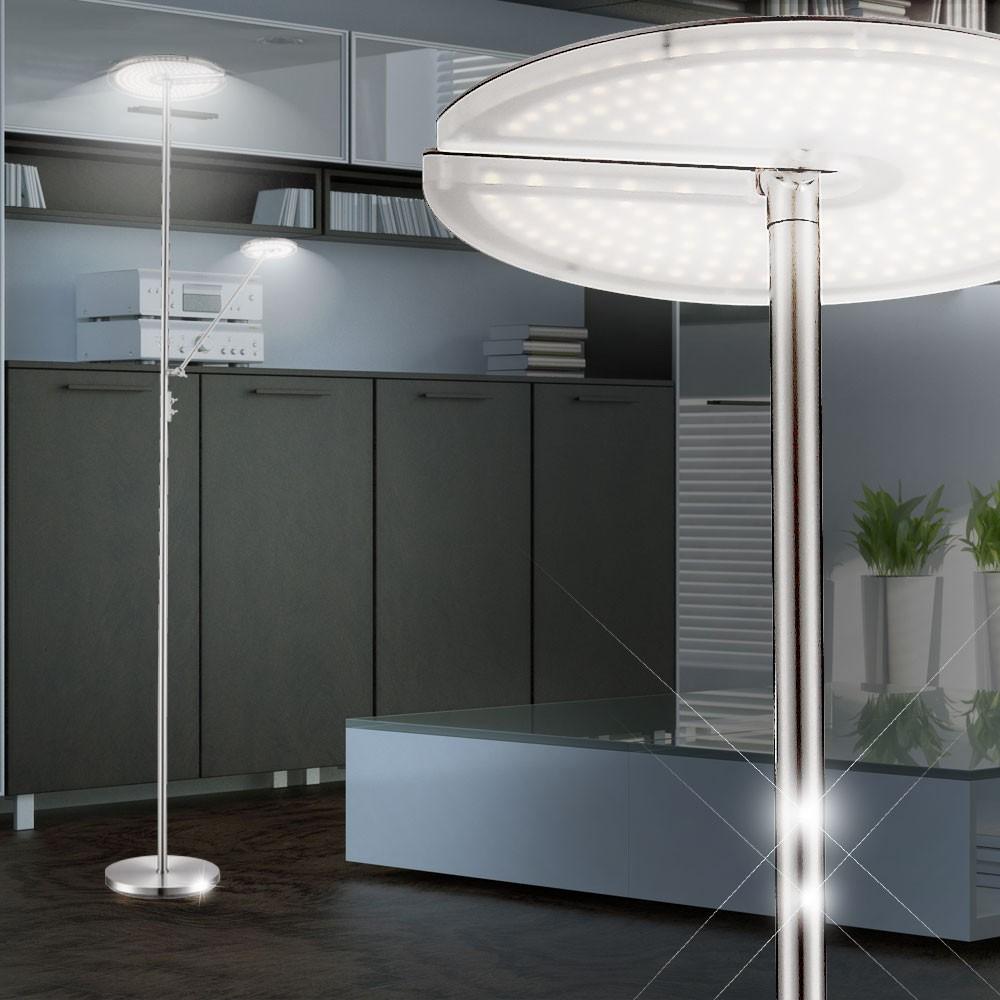 Full Size of Wohnzimmer Stehlampe Led Stehlampen Stehleuchten Dimmbar Stehleuchte Modern Ikea Moderne Duschen Anbauwand Vitrine Weiß Einbauleuchten Bad Deckenlampen Wohnzimmer Wohnzimmer Stehlampe Led