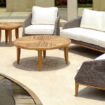 Outliv. Kalibo Sitzgruppe 6-teilig Geflecht Wohnzimmer Garten Loungemobel Holz Caseconradcom Sitzgruppe Küche