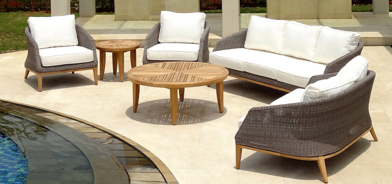 Full Size of Garten Loungemobel Holz Caseconradcom Sitzgruppe Küche Wohnzimmer Outliv. Kalibo Sitzgruppe 6 Teilig Geflecht