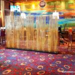Paravent Bambus Balkon Paravents Ideen Einrichtungsideen Skydesign Bett Garten Wohnzimmer Paravent Bambus Balkon