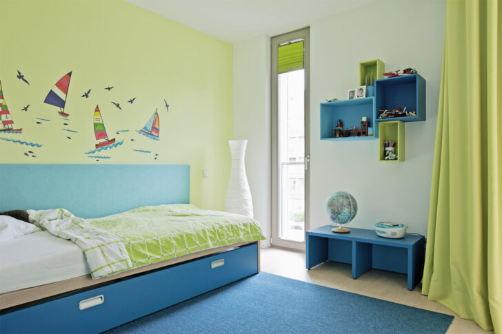 Medium Size of Wandgestaltung Kinderzimmer Jungen Regal Weiß Regale Sofa Wohnzimmer Wandgestaltung Kinderzimmer Jungen