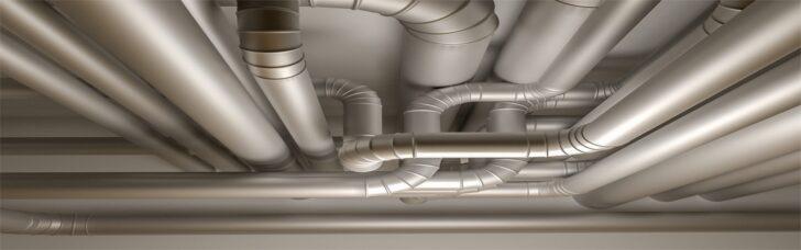 Medium Size of Kchenabluft Und Dunstabzug Luftrein Lufttechnik Wohnzimmer Küchenabluft