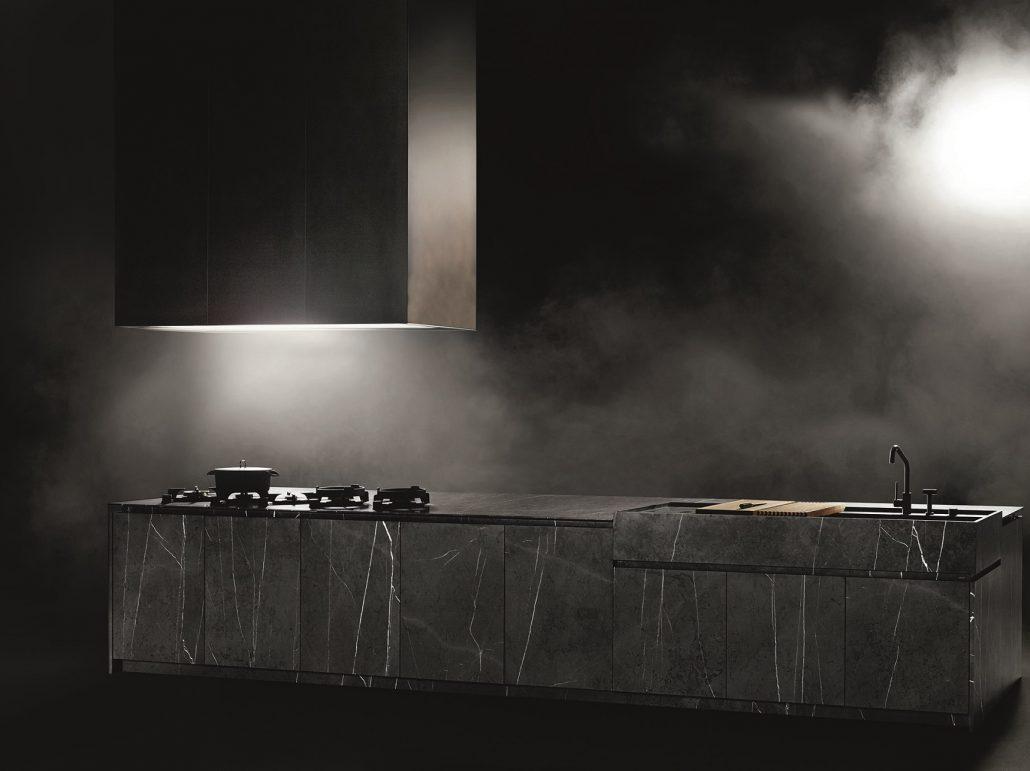 Full Size of Edelstahl Küche Kaufen 10 Schnsten Luxuskchen Hersteller Italiens Industrielook Vorhang Günstig Esstisch Ohne Geräte Wellmann Hochglanz Sitzbank Mit Lehne Wohnzimmer Edelstahl Küche Kaufen