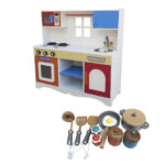 Xl Kinderkche Holz Spielkche Kaufen Auf Ricardo Küche Weiß Esstisch Massivholz Ausziehbar Alu Fenster Preise Bad Waschtisch Modulküche Modern Holzplatte Wohnzimmer Spielzeugküche Holz