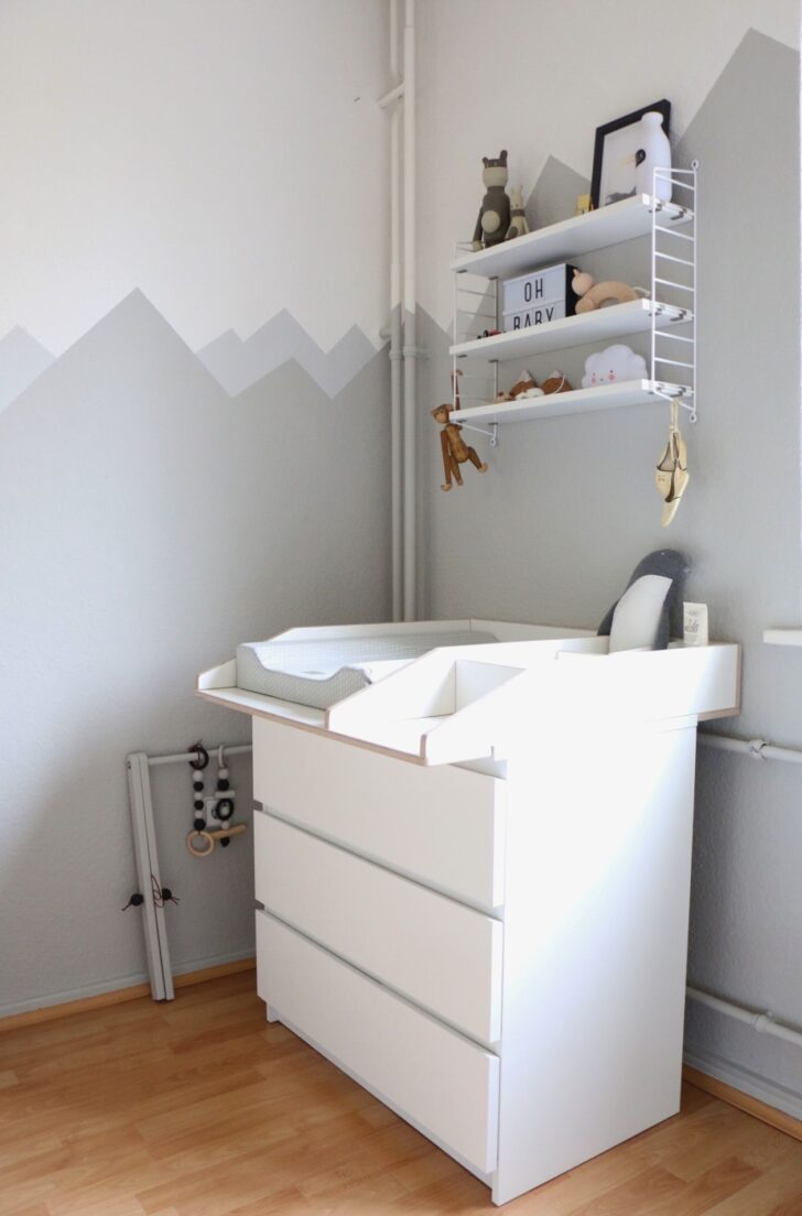 Medium Size of Mountain Nursery Wallpaint Wandgestaltung Im Babyzimmer Kinderzimmer Regal Sofa Weiß Regale Wohnzimmer Wandgestaltung Kinderzimmer Jungen