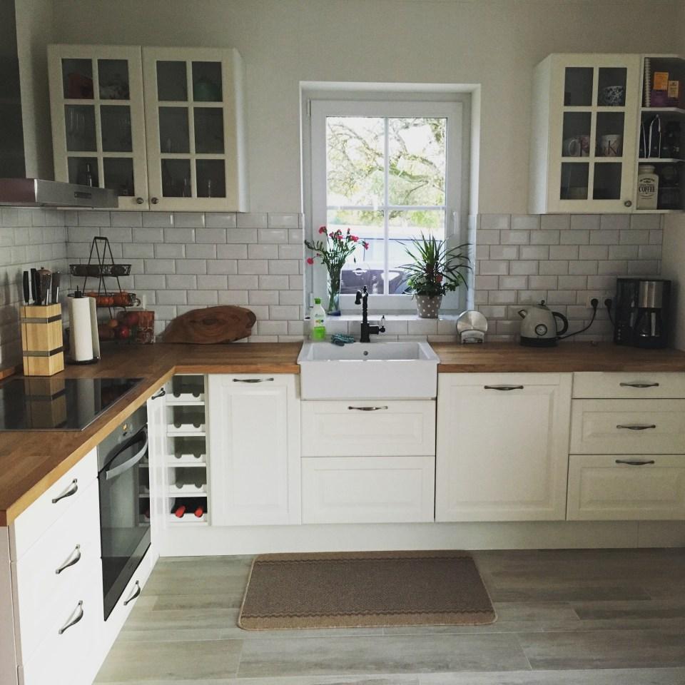 Full Size of Küchen Raffrollo Fr Kche Kunterkatha Regal Küche Wohnzimmer Küchen Raffrollo