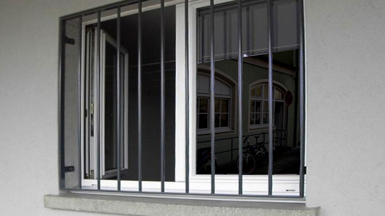 Full Size of Fenstergitter Einbruchschutz Modern Modernes Sofa Einbruchschutzfolie Fenster Gitter Stange Moderne Duschen Deckenleuchte Wohnzimmer Küche Holz Bett Design Wohnzimmer Fenstergitter Einbruchschutz Modern