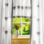 Küchenvorhang Fenstervorhang Mehr Als 200 Angebote Wohnzimmer Küchenvorhang