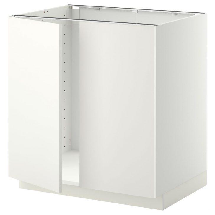Medium Size of Ikea Unterschrank Metod Fr Sple 2 Tren Wei Küche Badezimmer Kosten Eckunterschrank Modulküche Bad Betten Bei Holz 160x200 Sofa Mit Schlaffunktion Kaufen Wohnzimmer Ikea Unterschrank