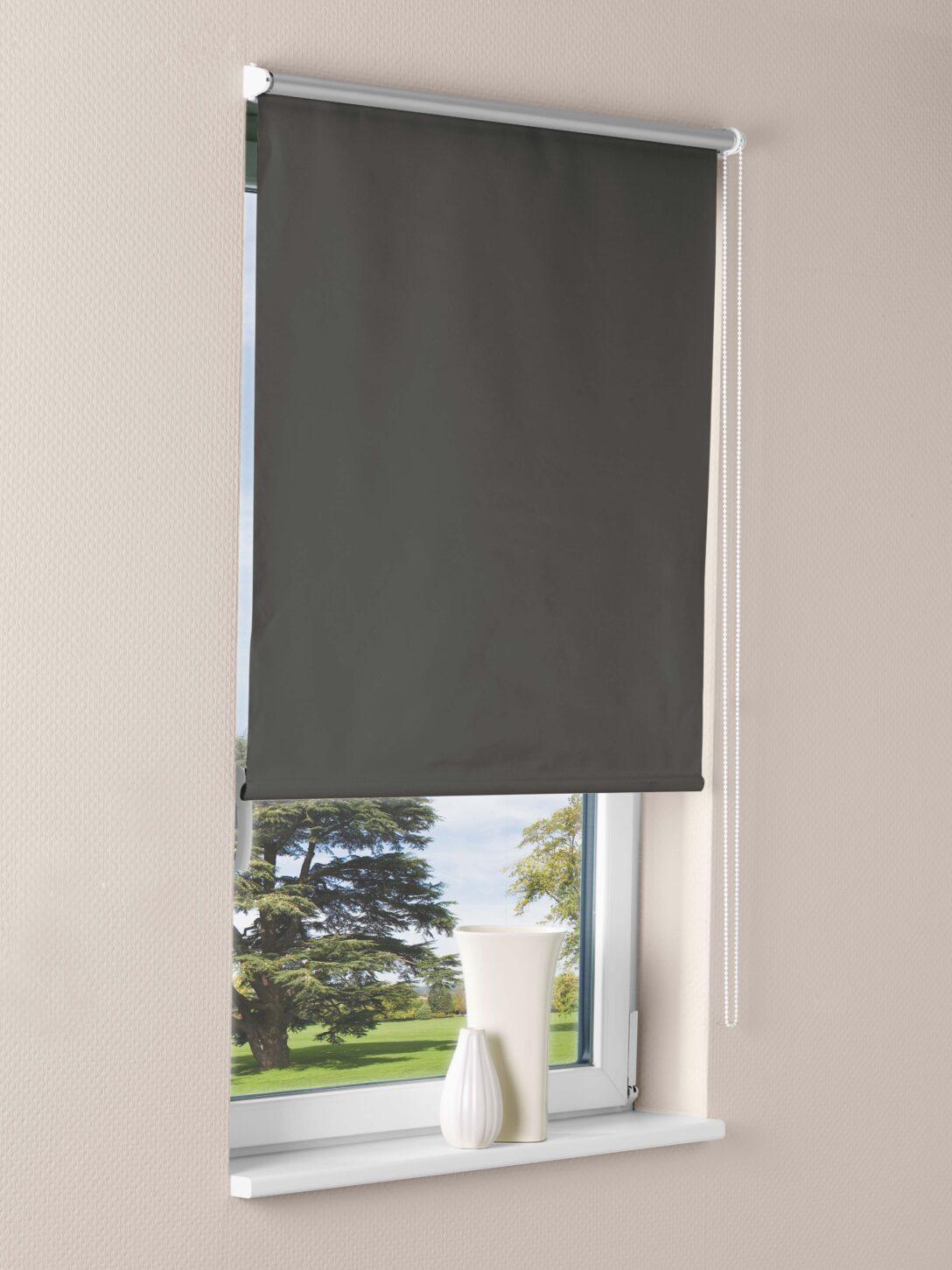 Large Size of Raffrollo Küchenfenster Rollos Und Jalousien Anbringen Tipps Tricks Obi Küche Wohnzimmer Raffrollo Küchenfenster