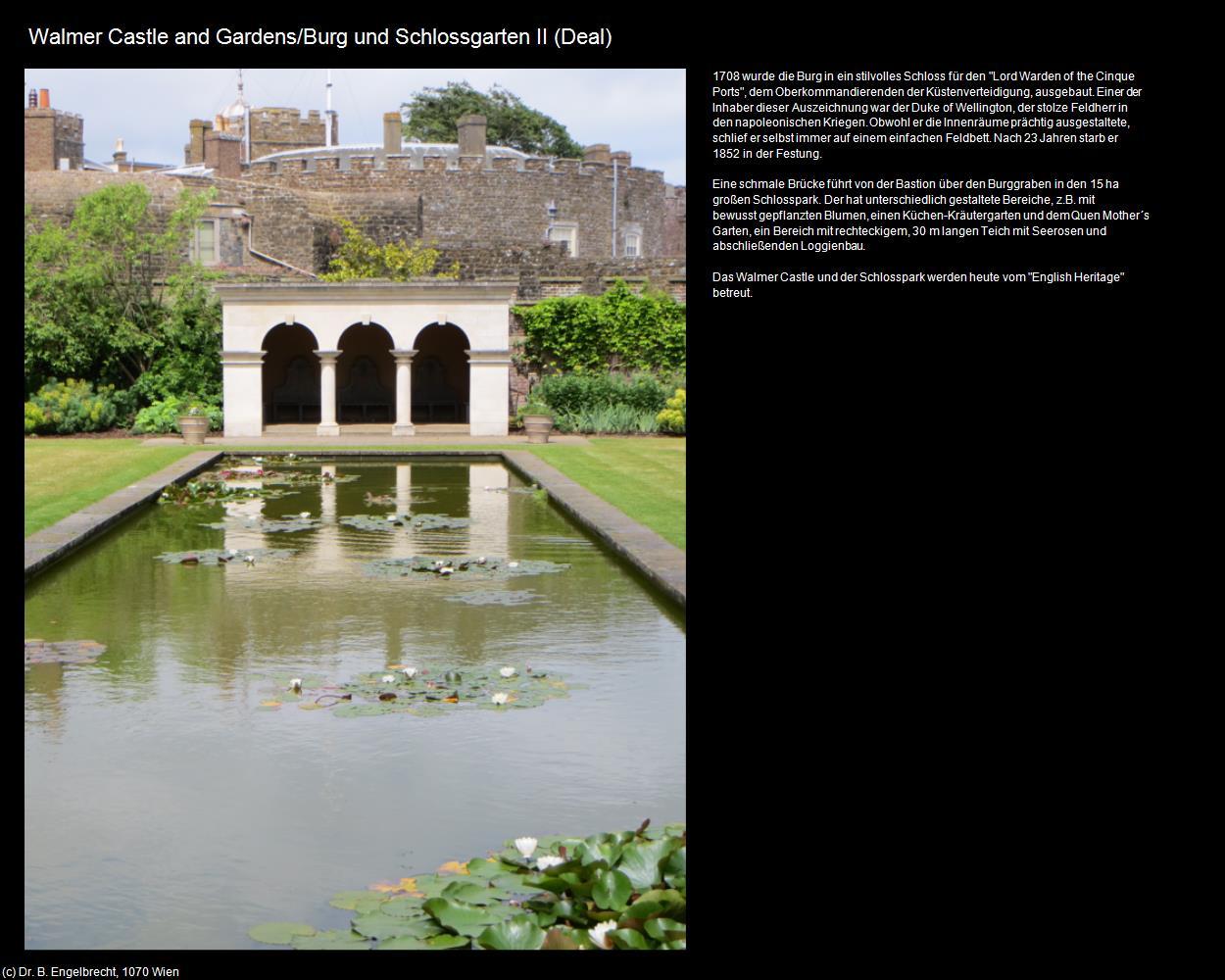 Full Size of Walmer Castle And Gardens Burg Und Schlossgarten Ii Deal Wohnzimmer Küchenkräutergarten