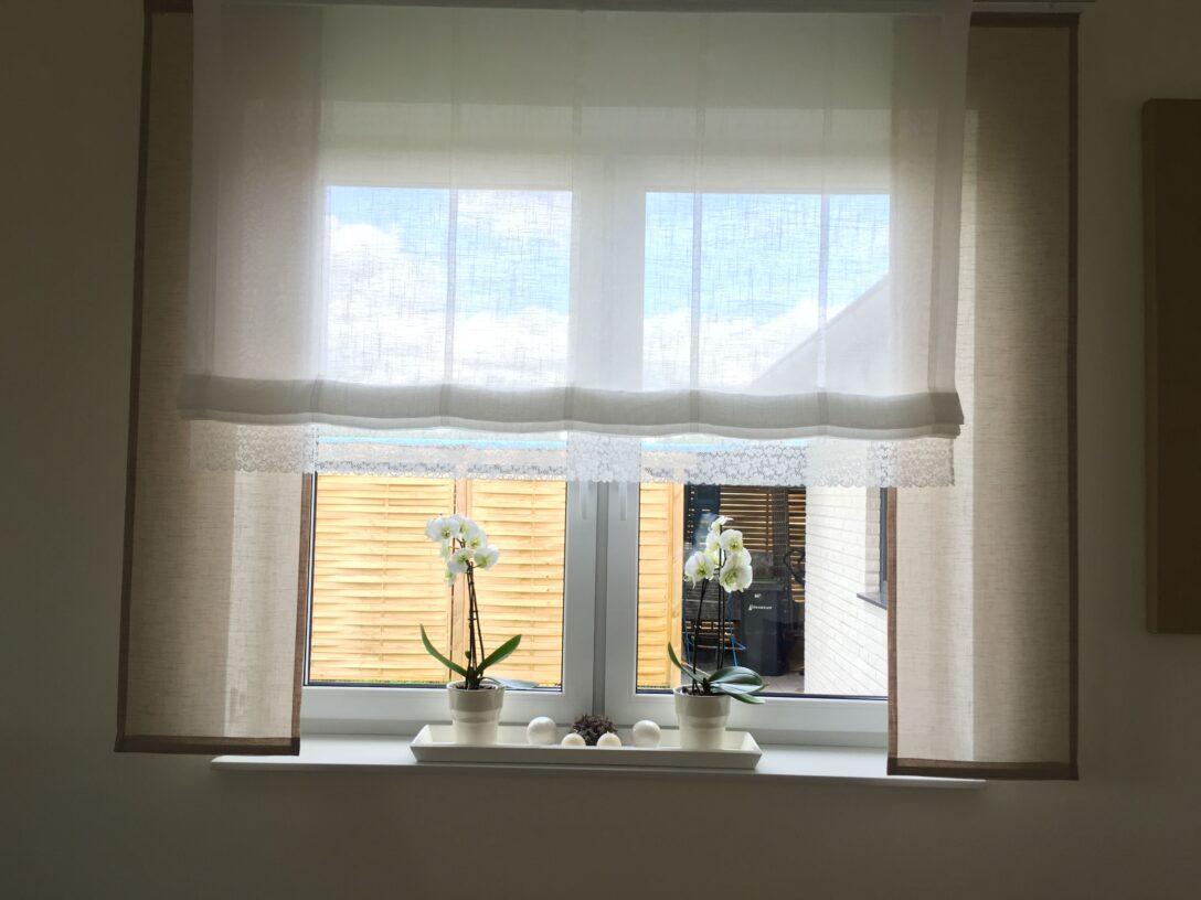 Large Size of Gardinen Für Küche Scheibengardinen Schlafzimmer Gardine Wohnzimmer Die Fenster Wohnzimmer Küchenfenster Gardine