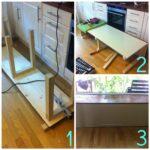 Ikea Küchenbank Diy Kchenbank Uschis Laden Betten 160x200 Modulküche Küche Kaufen Kosten Miniküche Sofa Mit Schlaffunktion Bei Wohnzimmer Ikea Küchenbank