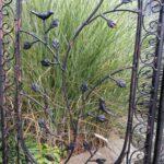 Paravent Outdoor Metall Avis Angels Garden Dekoshop Regal Garten Küche Kaufen Edelstahl Weiß Bett Regale Wohnzimmer Paravent Outdoor Metall