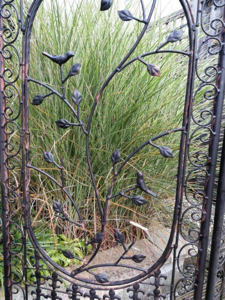Medium Size of Paravent Outdoor Metall Avis Angels Garden Dekoshop Regal Garten Küche Kaufen Edelstahl Weiß Bett Regale Wohnzimmer Paravent Outdoor Metall