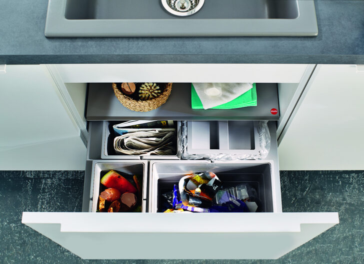 Medium Size of Müllsystem Mlltrennung Wie Funktionieren Moderne Mlltrennsysteme Küche Wohnzimmer Müllsystem