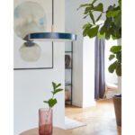 Asteria Mini Pendelleuchte Petrol Blue Umage Bad Lampen Bogenlampe Esstisch überzug Sofa Schlafzimmer Lampe Deckenlampe Tischlampe Wohnzimmer Stehlampe Wohnzimmer Lampe über Kochinsel