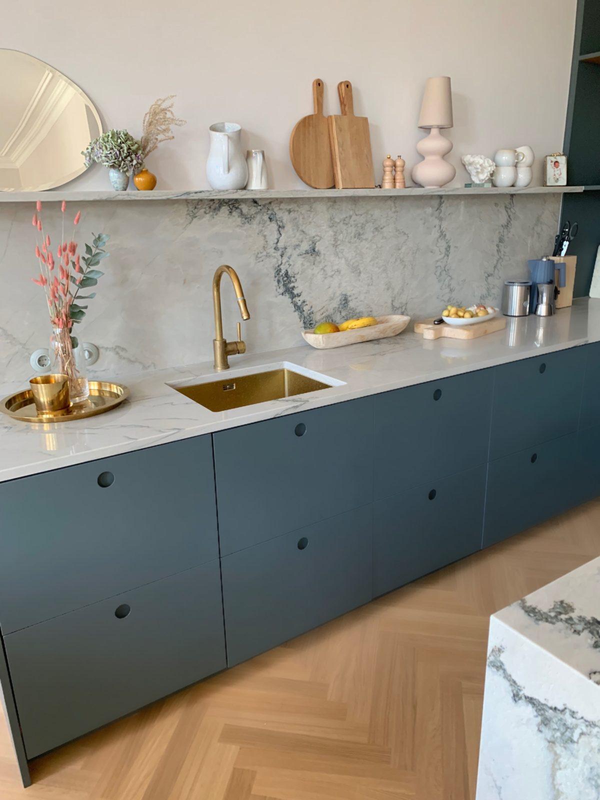 Full Size of Ikea Küchenzeile Wohnungskolumne Meine Kitchen Story So Planten Wir Unsere Miniküche Küche Kosten Sofa Mit Schlaffunktion Kaufen Betten Bei 160x200 Wohnzimmer Ikea Küchenzeile