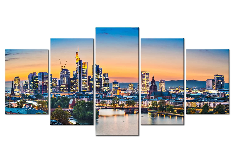 Full Size of Wandbilder Xxl Stadt Frankfurt Leinwand Bilder Skyline Wohnzimmer Anbauwand Dekoration Pendelleuchte Hängeleuchte Tisch Deko Schrankwand Gardinen Für Wohnzimmer Wohnzimmer Wandbilder