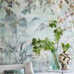 Tapeten 2020 Wohnzimmer Moderne Tapetentrends Trends Chinoiserie Luxurise Im Angesagten Asia Style Schlafzimmer Deckenlampen Für Hängeschrank Weiß Hochglanz Wohnzimmer Tapeten 2020 Wohnzimmer