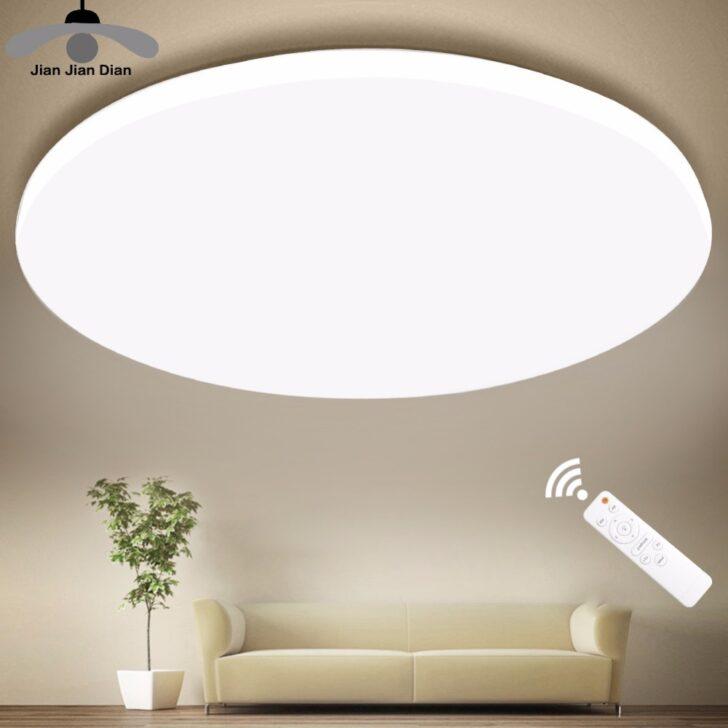 Medium Size of Lampe Wohnzimmer Ultra Dnne Led Leuchtet Komplett Landhausstil Liege Schlafzimmer Indirekte Beleuchtung Für Bad Lampen Wohnzimmer Lampe Wohnzimmer Decke