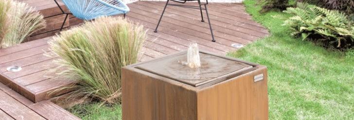 Holzlege Cortenstahl Gartenmetall Vertriebspartner Wohnzimmer Holzlege Cortenstahl