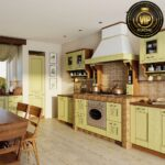Landhausküche Grün Wohnzimmer Landhausküche Grün Rustikale Landhauskche Runa Massivholz Eiche Grünes Sofa Regal Küche Mintgrün Weisse Gebraucht Weiß Moderne Grau
