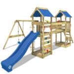 Spielturm Abverkauf Isidor Little Star Baumhaus Schaukel Kletterturm Rutsche Inselküche Bad Kinderspielturm Garten Wohnzimmer Spielturm Abverkauf