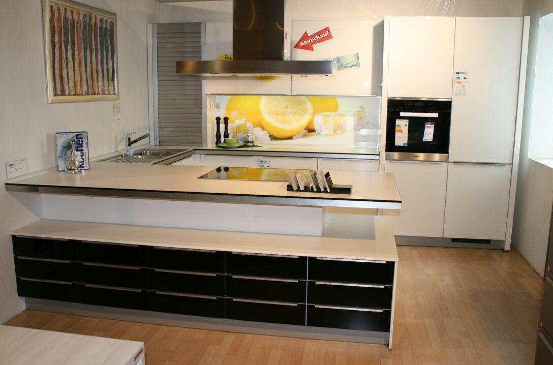 Large Size of Nolte Küchen Glasfront Design Einbaukche Glas Tec Plus 181286 Der Firma Regal Küche Schlafzimmer Betten Wohnzimmer Nolte Küchen Glasfront