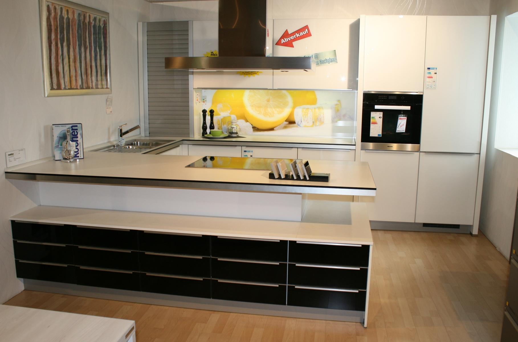 Full Size of Nolte Küchen Glasfront Design Einbaukche Glas Tec Plus 181286 Der Firma Regal Küche Schlafzimmer Betten Wohnzimmer Nolte Küchen Glasfront