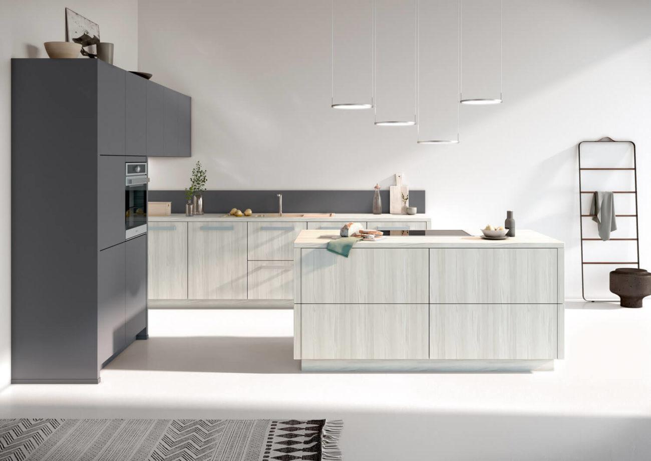 Full Size of Küchenschrank Griffe Grifflose Kchen Varianten Küche Möbelgriffe Wohnzimmer Küchenschrank Griffe