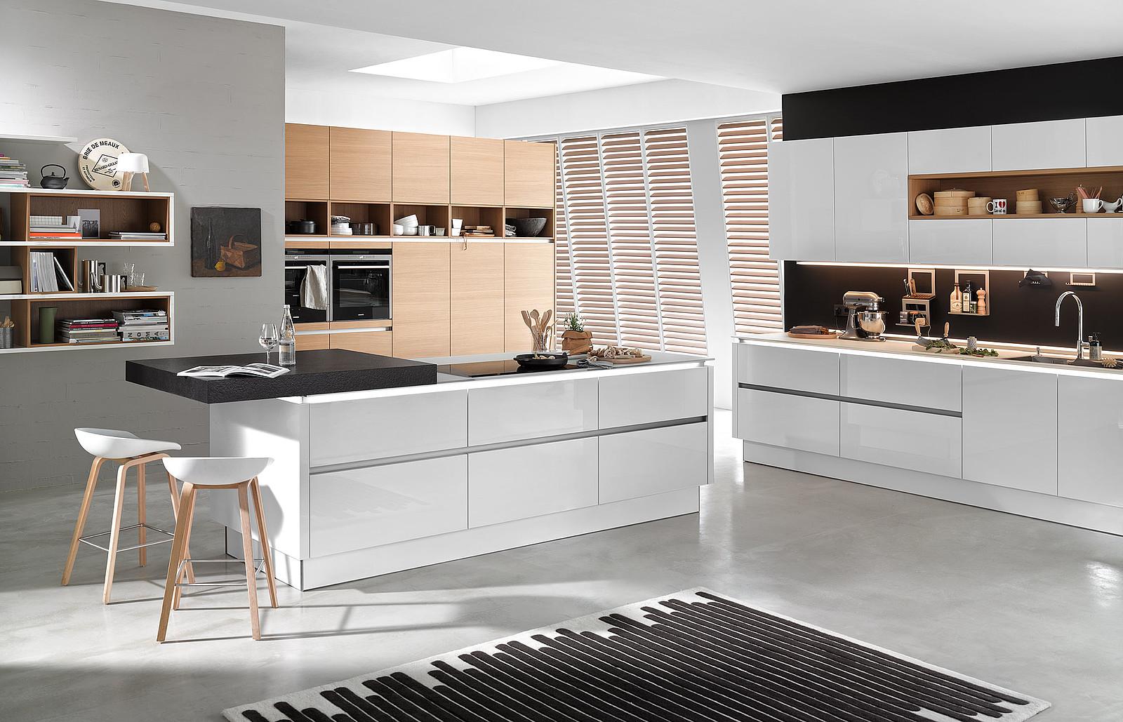 Full Size of Nolte Küchen Glasfront Infos Zur Beliebtesten Kchenmarke Deutschlands Küche Betten Schlafzimmer Regal Wohnzimmer Nolte Küchen Glasfront
