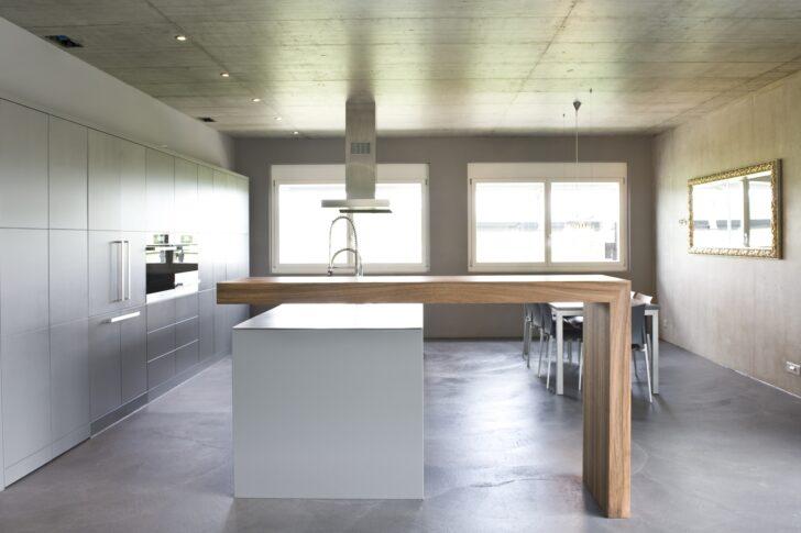 Medium Size of Puristische Kche Schneider Innenausbau Ag Küchen Regal Freistehende Küche Wohnzimmer Freistehende Küchen
