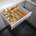 Gewürze Schubladeneinsatz Wohnzimmer Gewürze Schubladeneinsatz Besteckeinstze Zubehr Und Ausstattungsdetails Ewe Küche