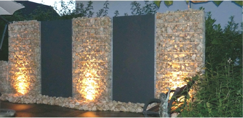 Full Size of Zaunteam Zune Zaun Zaunbeleuchtung Gabionen In 2020 Insektenschutz Für Fenster Kinderschaukel Garten Holzbank Klapptisch Regal Ordner Sichtschutz Wpc Mein Wohnzimmer Trennwand Für Garten