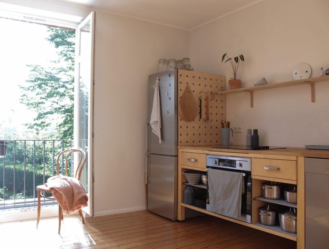 Full Size of Modulküche Ikea Värde Stylish Kitchen From Used Components Sofa Mit Schlaffunktion Küche Kaufen Kosten Holz Betten 160x200 Bei Miniküche Wohnzimmer Modulküche Ikea Värde