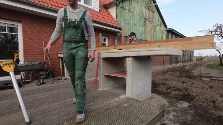 Medium Size of Mobile Outdoorküche Trend Freiluftkchen Richtig Planen Und Einrichten Bauende Küche Wohnzimmer Mobile Outdoorküche