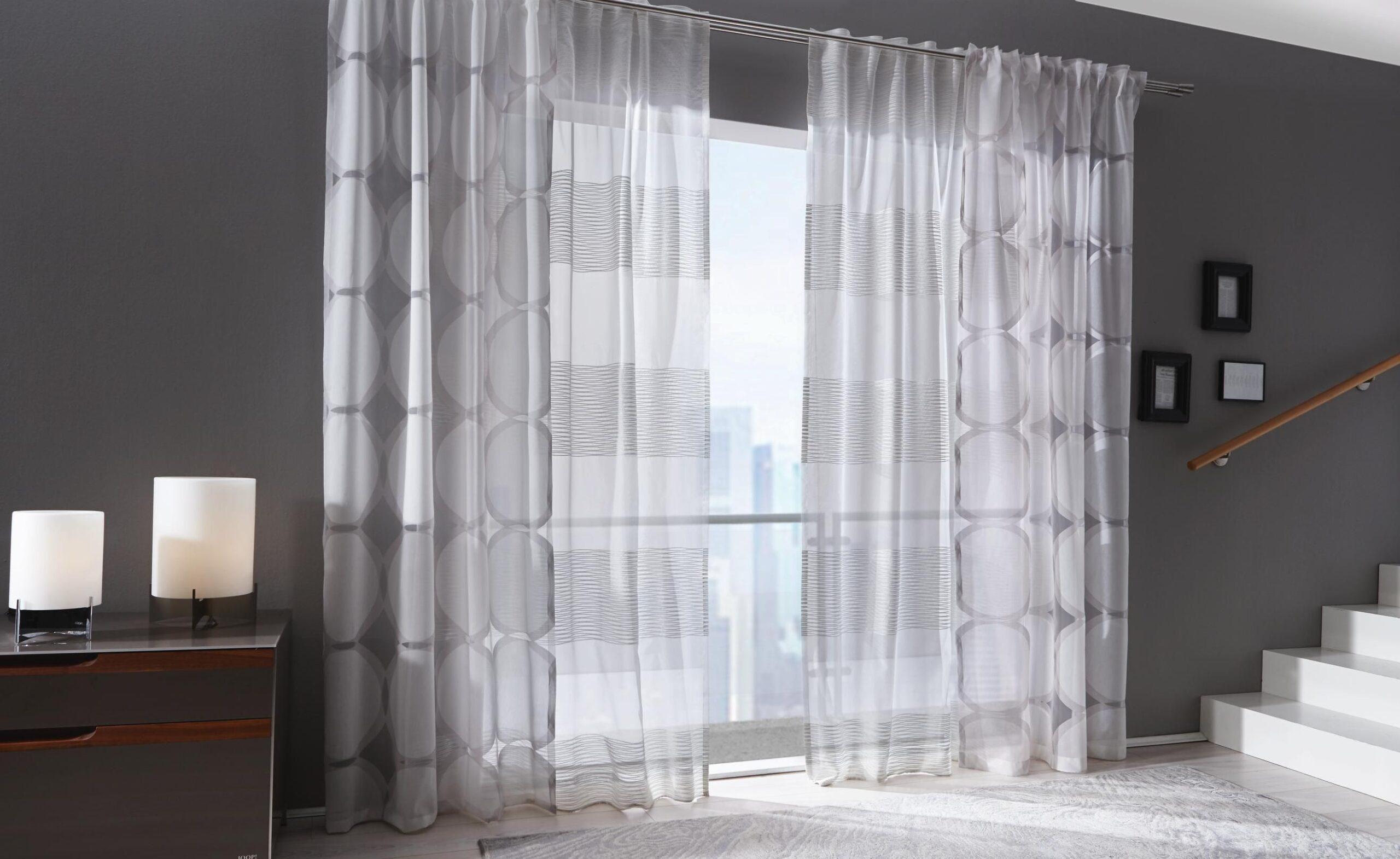 Full Size of Transparenter Vorhang Von Joop Eleganz Fr Ihre Wohnung Gardinen Für Die Küche Badezimmer Wohnzimmer Schlafzimmer Betten Fenster Wohnzimmer Joop Gardinen