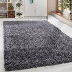 Teppich 300x400 Wohnzimmer Teppich 300x400 Shaggy Hochflor Langflor Soft Real Wohnzimmer Teppiche Für Küche Bad Badezimmer Schlafzimmer Steinteppich Esstisch